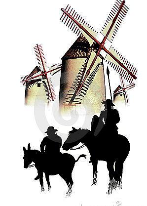 """""""D. Quijote soy, y mi profesión la de la andante caballería. Son mis leyes, el deshacer entuertos, prodigar el bien y evitar el mal. Huyo de la vida regalada, de la ambición y la hipocresía... ¿Es eso,  de tonto y mentecato?"""""""